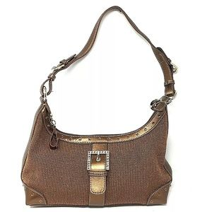 SAK Bronze Studded Women's Shoulder Bag